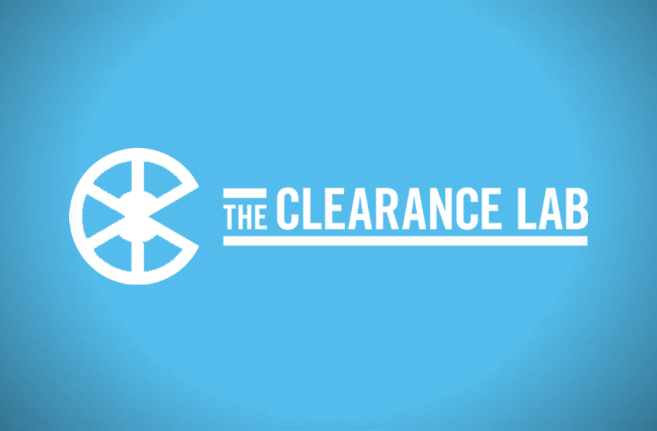 The Clearance Lab